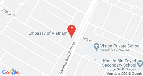 Embassy of Vietnam in Abu Dhabi, United Arab Emirates