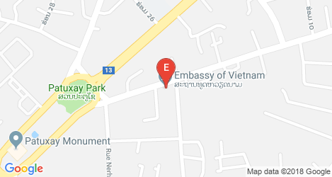 Embassy of Vietnam in Vientiane, Laos